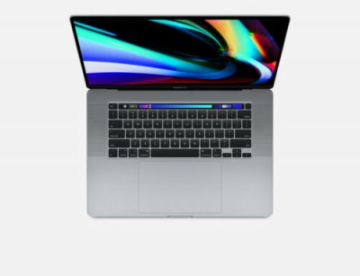 Apple MacBook Pro (16-inch, 2.6GHz, 9th Generation, i7, 512GB)