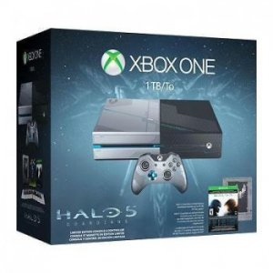 Halo 5: Guardians Xbox One 1T Limited Edition Console Bundle