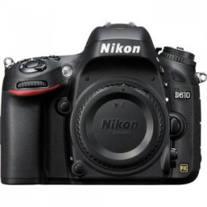 Nikon D610 DSLR Camera with 24-85mm Lens Deluxe Kit