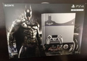 Playstation 4 Batman Arkham Knight Console Bundle