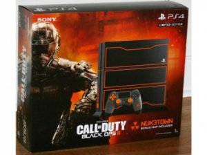 PlayStation 4 1TB Console - Call Of Duty: Black Ops 3 Edition PlayStation 4 1TB Console - Call Of Duty: Black Ops 3 Edition PlayStation 4 1TB Console - Call Of Duty: Black Ops 3 Edition