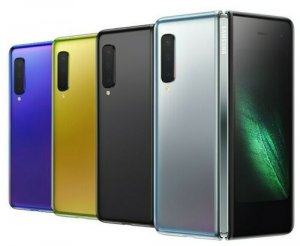 Samsung Galaxy Fold SM-F907N 512GB (FACTORY UNLOCKED)