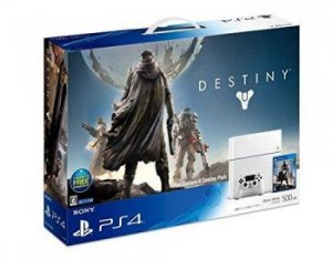 PLAYSTATION 4 - DESTINY PACK LIMITED EDITION