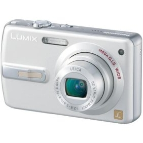 Panasonic DMC-FX50S 7.2MP Digital Camera