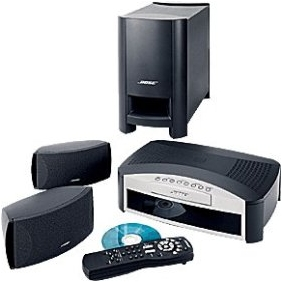Bose Lifestyle 3-2-1 Home Entertainment System