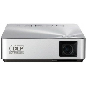 Asus S1 Dlp Projector - 480p - Edtv - 4:3 - Secam, Ntsc