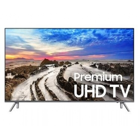 Samsung UN65MU8000 65-Inch 4K Ultra HD Smart LED TV