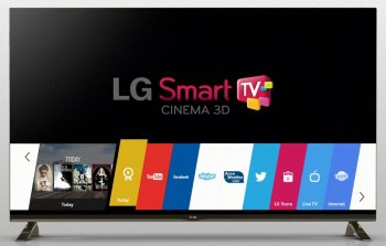 "LG 70LB7100 70"" 1080p 120Hz 3D Smart LED TV"