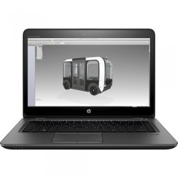 "HP 14"" ZBook 14u G4 Multi-Touch Mobile Workstation"