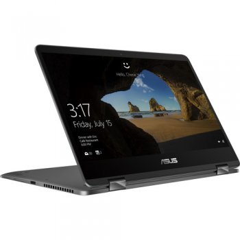 "ASUS 14"" ZenBook Flip 14 UX461UN-DS74T Multi-Touch Notebook"