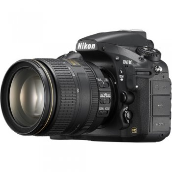 Nikon D810 DSLR Camera with 24-120mm and 24-70mm Lenses