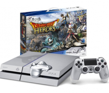 Sony Playstation 4 Dragon Quest Metal Smile Limited Edition