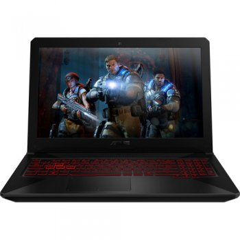 "ASUS 15.6"" TUF Gaming FX504GE Notebook"