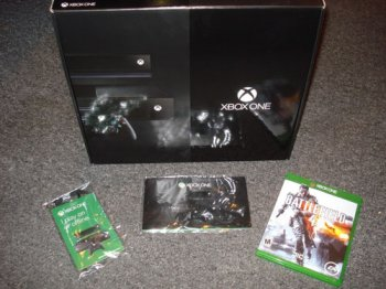 Microsoft Xbox ONE DAY ONE Console Commemorative Edition