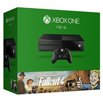 Xbox One 1 TB Console Fallout 4 Bundle